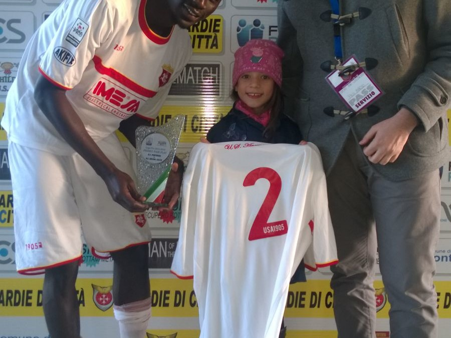 Gemignani e Konate sono i premiati in Pontedera – Ancona
