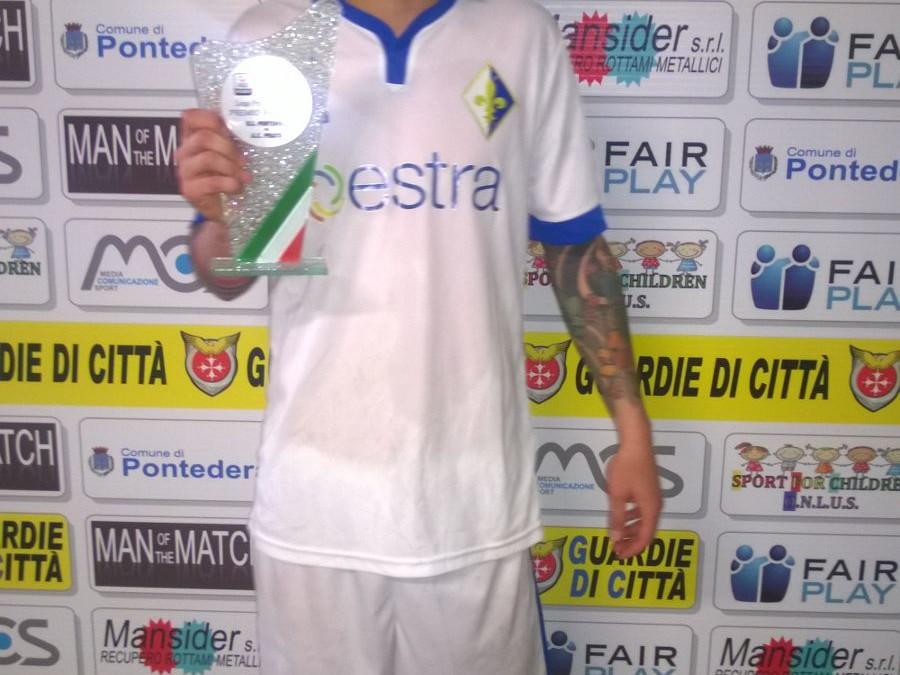 I premiati di Pontedera – Prato